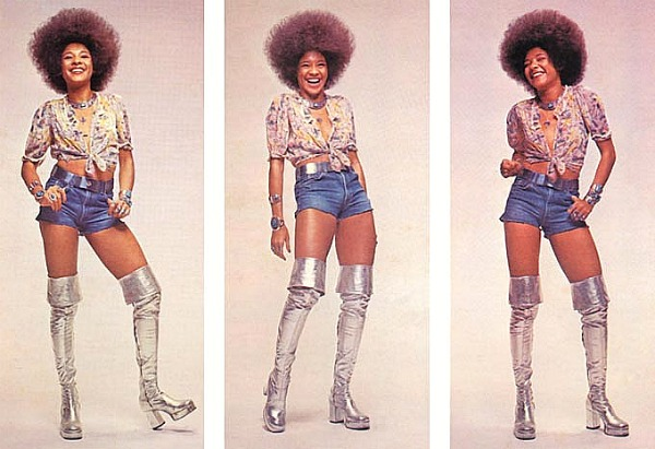 Betty Davis Is A 60s Late 70s Funk RB And Soul Singer Who Was Known For Her Free Expression The First NastyGal Progressive